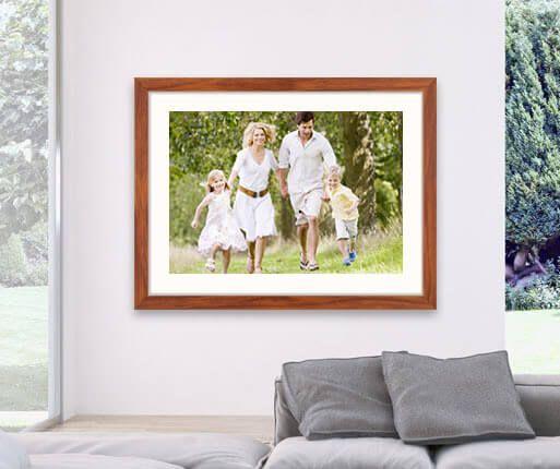 Tu Foto Enmarcada con Passepartout de la MEJOR calidad | mi-arte.es