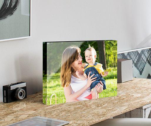 acrylic photo block on sale in premium quality